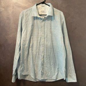 Calvin Klein Button Up Shirt Size XL